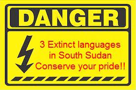 Languages That Are Extinct In South Sudan Junubian - Extinct languages